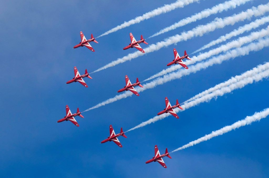 Torbay-Airshow-Stay-at-the-Channel-View-Boutique-Hotel-for-the-best-view-1024x678 Events in Torbay during May and June